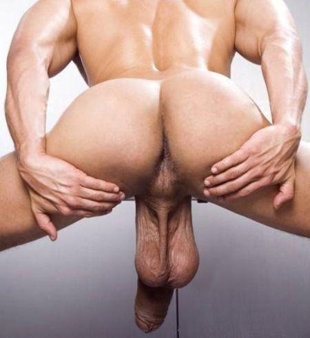 порно фото мужчин с большими яичками