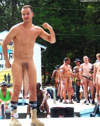 Bodybuilding contest for fun