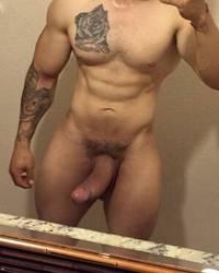 Hung Muscleguy