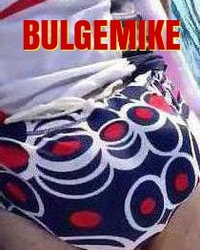 BULGEMIKE XXXL LUNER JUMBO SPEEDO BULGE