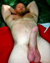 Big Dick in a Tent
