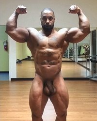 Dectric Lewis naked
