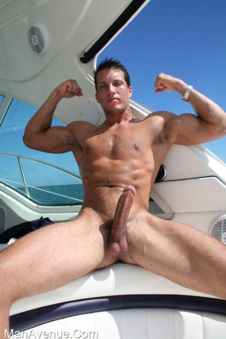 гей фото мускулистых парней