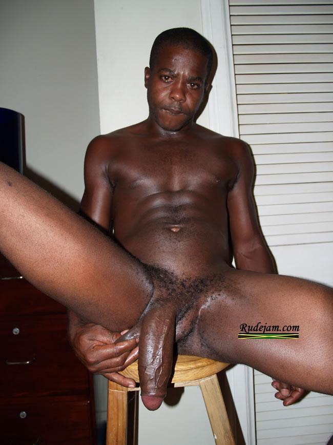 Naked jamaican gay men