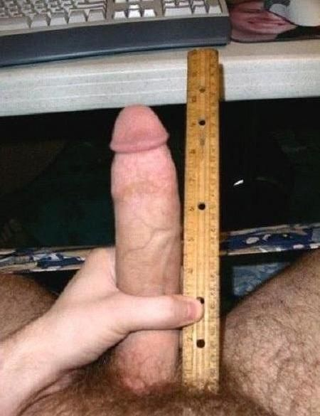 Large natural penis