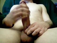 me milking my cock