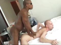 Bareback hard fuck