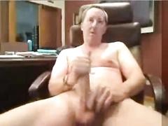 Webcam Monster Daddy Show