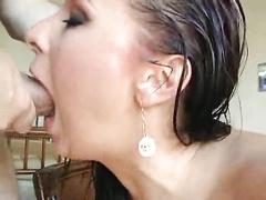 Slut Inhales Gargantuan Meat