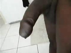 BIG UNCUT BLACK MEAT