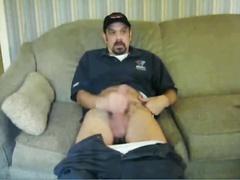 Hung Goateed Dad JOs