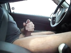 cum while driving