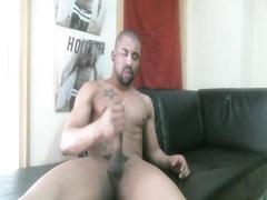 Hot Wanker Man
