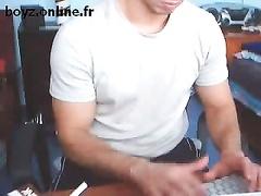 Big muscles, big cock