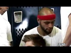 lockerroom fuck