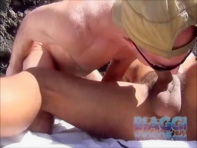 Antonio Biaggi compares cock