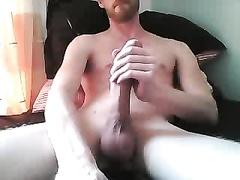 Huge Uncut Gingercock Uk