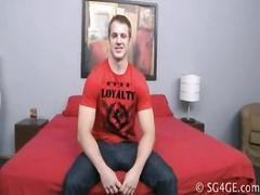 Marc Scalvo fucks a blonde
