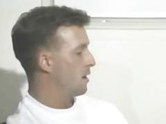 BLADE THOMPSON destroys asshole