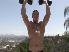 Big muscle Big tool