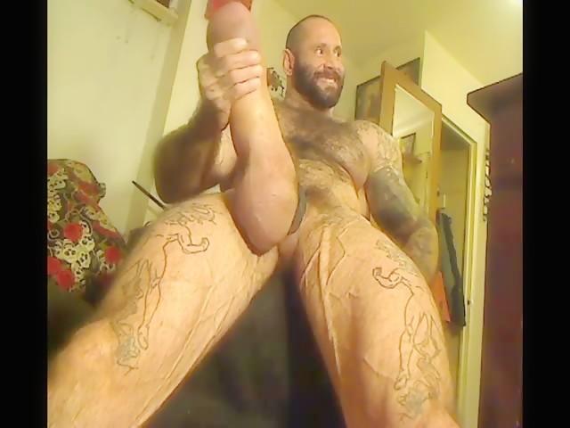 Muscle Eddie August 2015