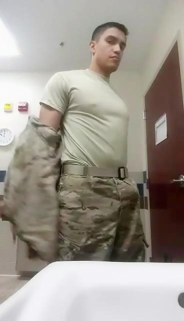 Soldier strips