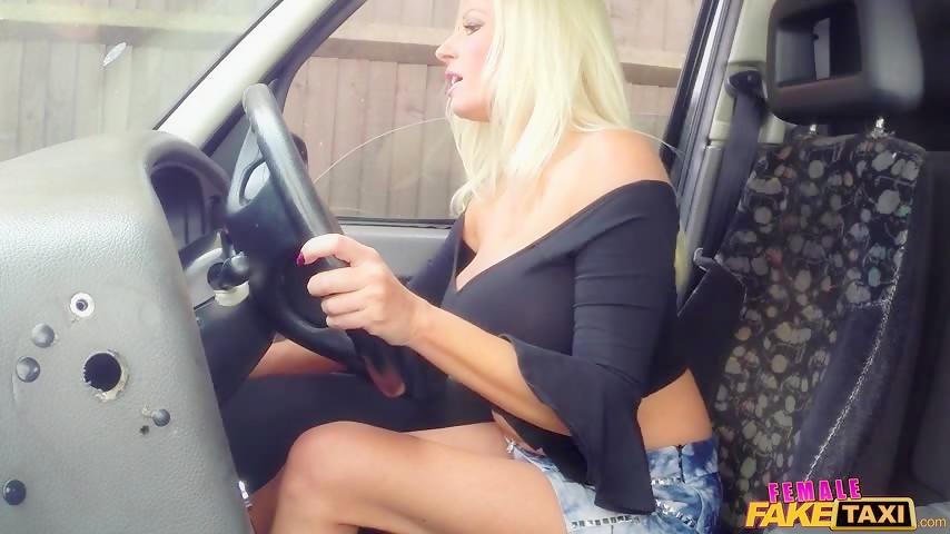FemaleFakeTaxi Michelle Thorne