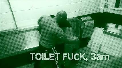 Toilet fuck