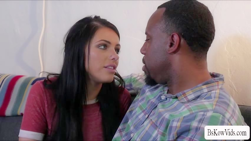 Bigtits babe Adriana Chechics first interracial sex