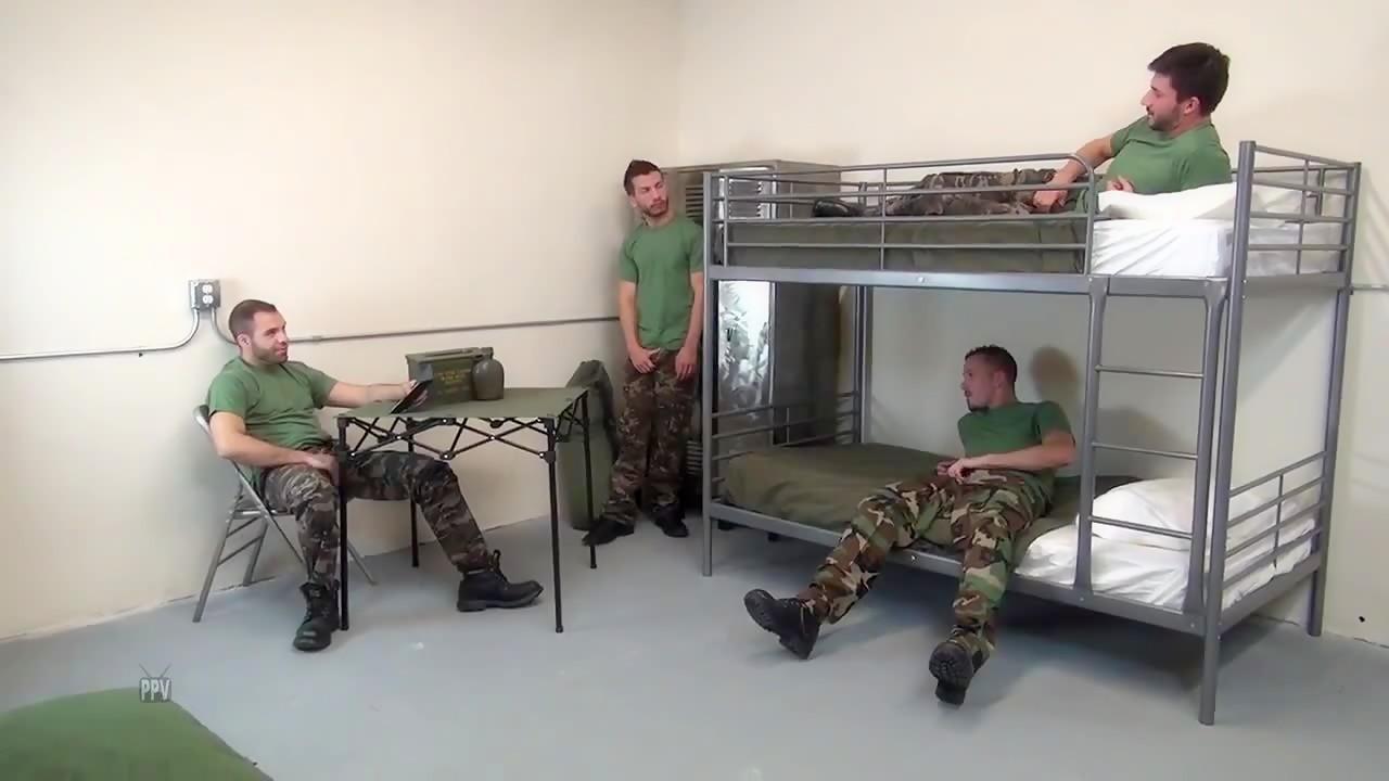 military raw fuck