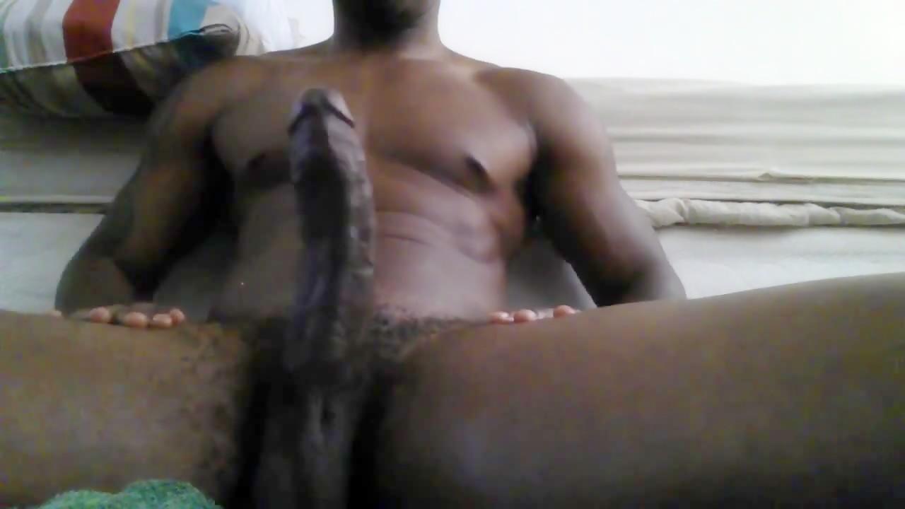 rub cock