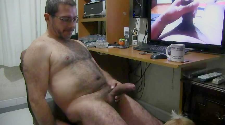 BIG UNCUT DADDY BEAR
