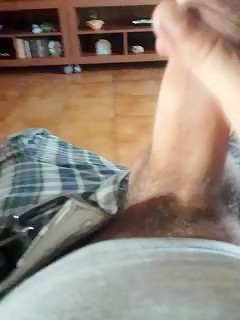 Italian monstercock Sergio lovely masturbating