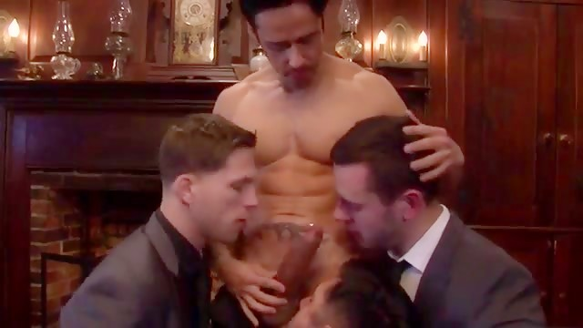 Rafael 4 Horny Gays