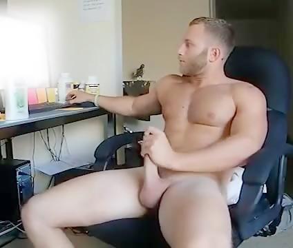 muscle stud jerking