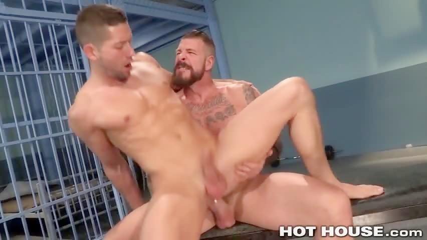 Hot jail
