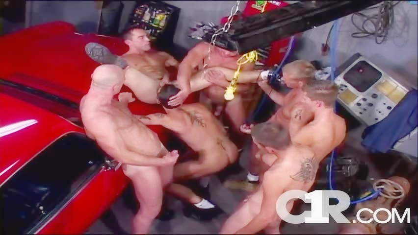 Hot Sunday  orgy