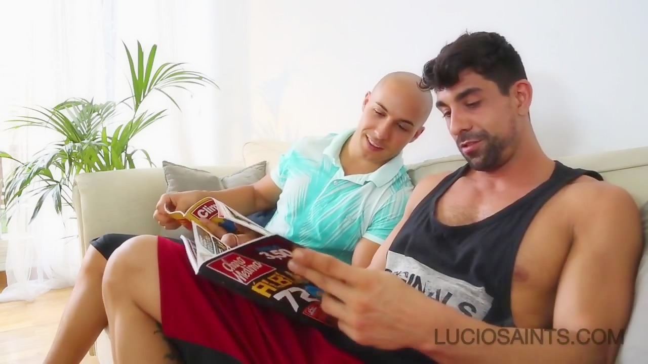 Victor Lopez and Aaron Armada