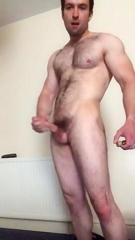 humongous jock