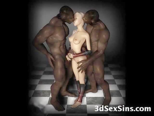Demons Fuck 3D Teens!