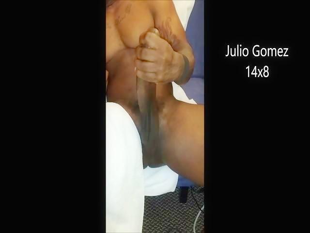 Julio Gomez solo JO on phone cam