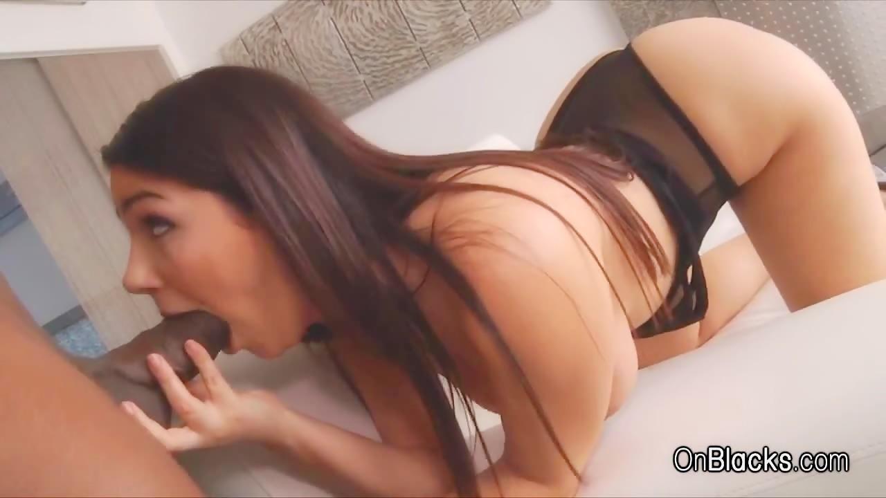 BBC in big tit Valentina Nappi's tight ass