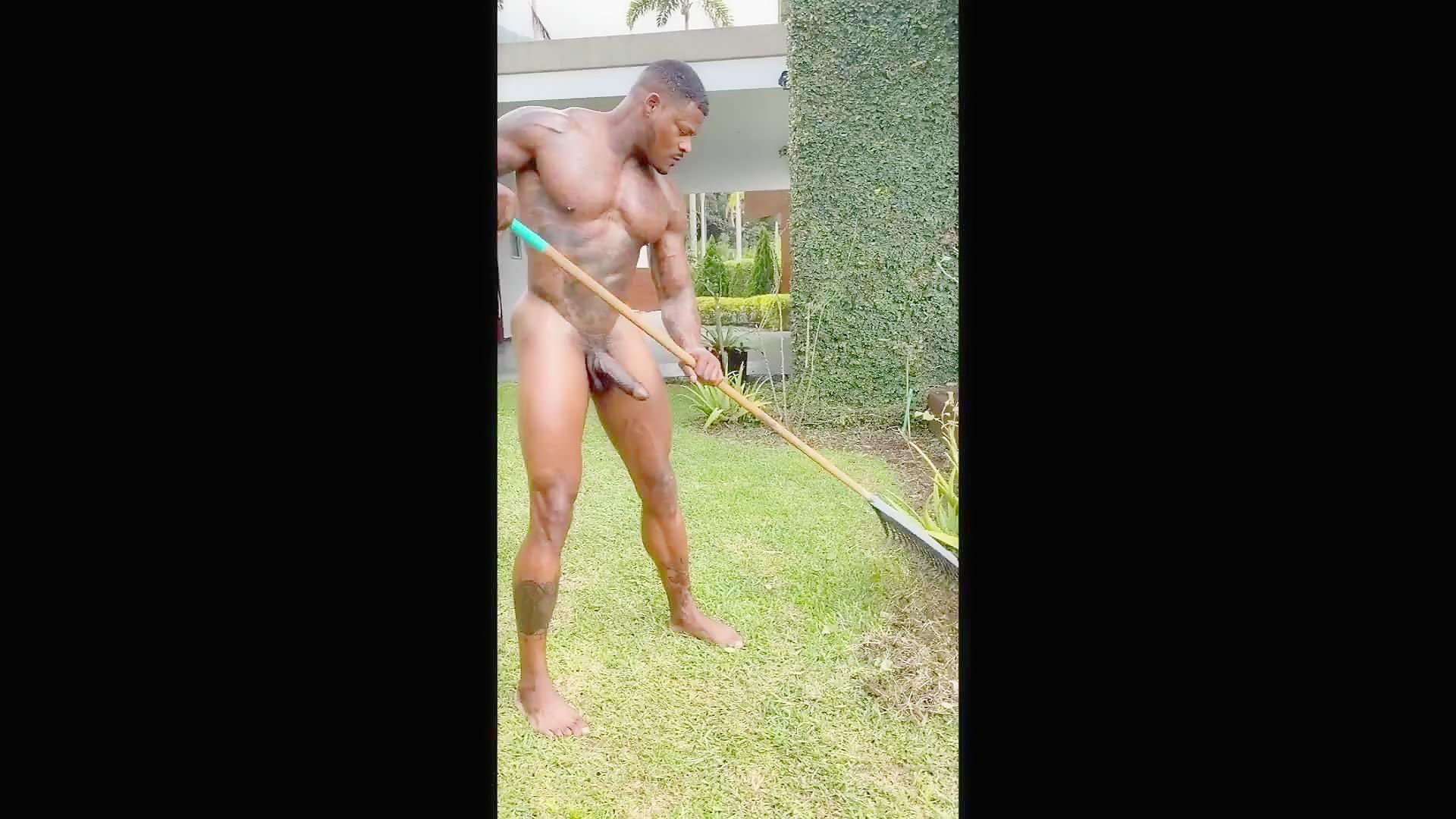 Jason Luv Naked